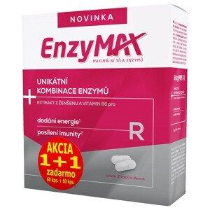 EnzyMAX R Akcia 1+1 cps 60+60 zadarmo