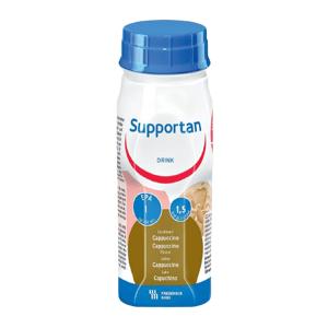 SUPORTAN drink Capucino 24x200ml