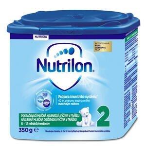 Nutrilon 2 následná mliečna dojčenská výživa v prášku 1x350g