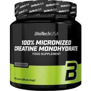 BiotechUSA Creatine (Monohydrate) 300 g -