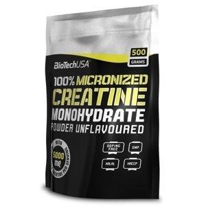 BiotechUSA Creatine Monohydrate (sáčok) 500 g -