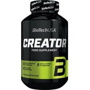 BiotechUSA CreaToR 120 kapsúl