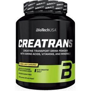 BiotechUSA (CREATRANS) 1000 g Citrón-limetka