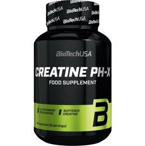 BiotechUSA Creatine pH-X 90 kapsúl