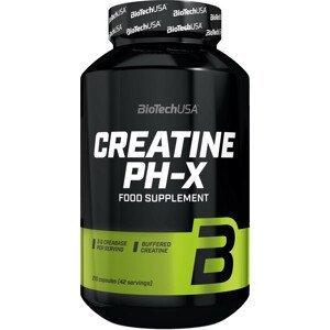 BiotechUSA Creatine pH-X 210 kapsúl