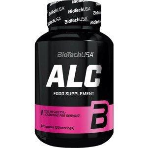BiotechUSA ALC Acetyl L Carnitine (Acetyl-L-Carnitine HCl) 60 kaps -