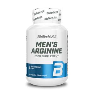 BiotechUSA Men's Arginine 90 tbl
