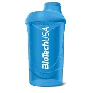 BiotechUSA ŠEJKER WAVE 600 ml (modrý)