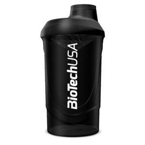 BiotechUSA ŠEJKER WAVE 600 ml (dymový)