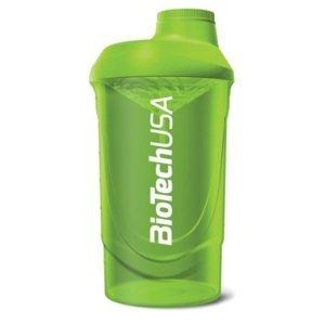 BiotechUSA ŠEJKER WAVE 600 ml (zelený)