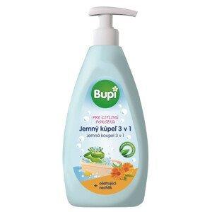 Bupi BABY Jemný kúpeľ 3 v 1 s nechtíkom 500ml
