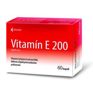 Noventis Vitamín E 200 cps 4x15 ks