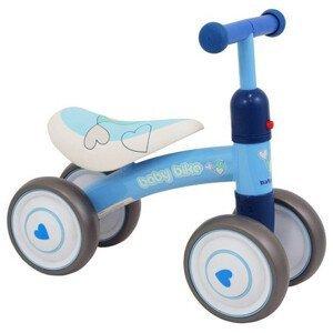 Detské odrážadlo Baby Mix Baby Bike blue