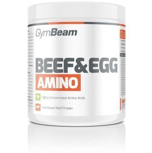 GymBeam Beef&Egg Amino unflavored 500 tab