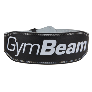 Fitness opasok Ronnie - GymBeam unflavored - black - XL