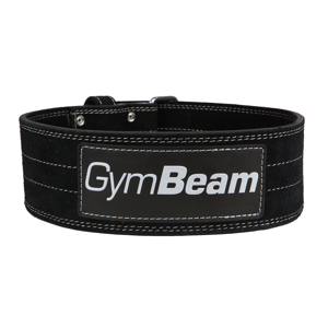 Fitness opasok Arnold - GymBeam unflavored - black - S