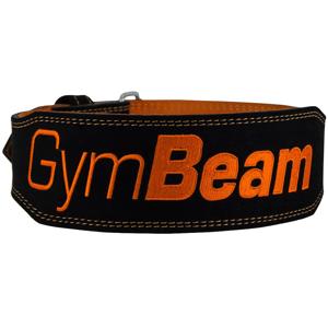 GymBeam Fitness opasok Jay fudge brownie black-orange S