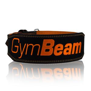 Fitness opasok Jay - GymBeam unflavored - black - orange - XL