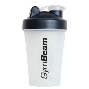 GymBeam Šejker Blend Bottle Priesvitno-čierny 400ml