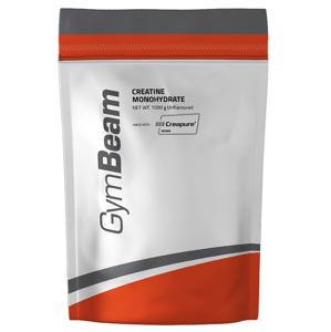 GymBeam Mikronizovaný kreatín monohydrát (100% Creapure) 500 g orange
