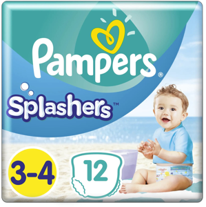 Pampers Splashers 3 12ks, 6-11kg