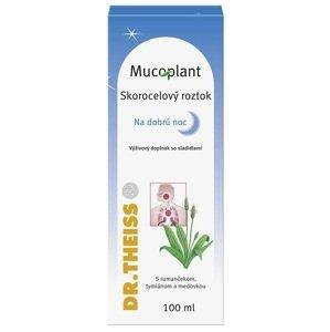 Mucoplant Skorocelový sirup Na dobrú noc 100 ml