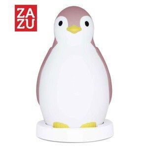 Zazu Tučniak PAM ružový - sleeptrainer s bezdrôtovým reproduktorom