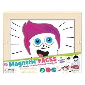 Fiesta Crafts Magnetická mozaika Tváre