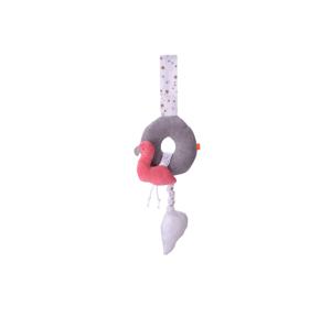 Kikadu Závesná hračka Plameniak