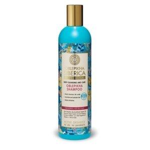 Rakytníkový šampón pre normálné a mastné vlasy - Hĺbkové umývanie a starostlivosť 400ml