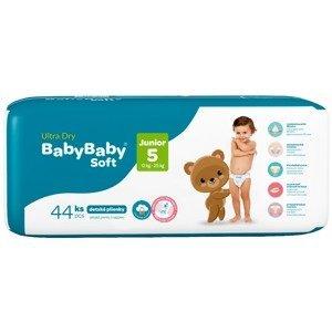 BabyBaby Soft Ultra-Dry Junior 12-25 kg, 44ks