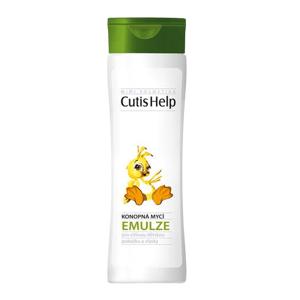 CutisHelp mimi konopná umývacia emulzia 200 ml