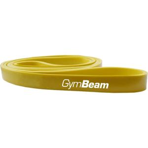 Posilňovacia guma Cross Band Level 1 - GymBeam - yellow