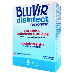 BLUVIR Disinfect obrúsky vrecúška 10ks