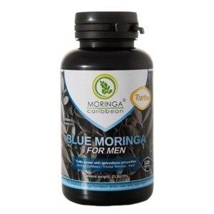 Blue Moringa for Men TURBO 120 kapsúl