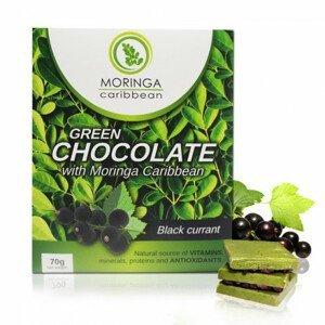 Čokoláda s čiernymi ríbezľami 70 g