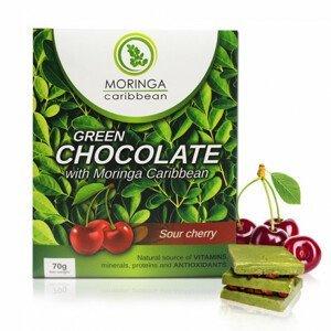 Čokoláda s višňami 70 g