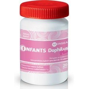 INFANTS Dophilus Plus prášok 20 g
