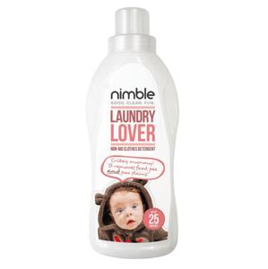 Nimble Babies Prací gél Non-Bio 750g