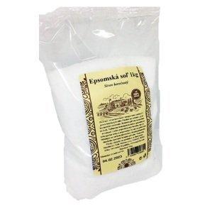 Epsomská soľ 1kg