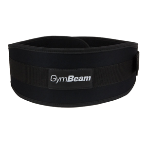 Fitness opasok Frank - GymBeam unflavored - black - XS