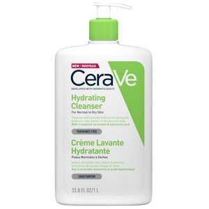 CeraVe Hydratačná čistiaca emulzia na normálnu až suchú pokožku 1x1l