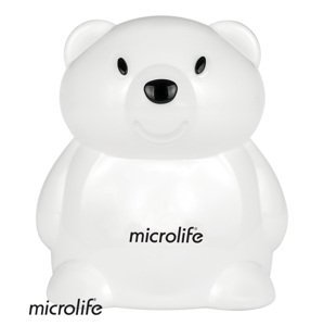 Microlife NEB 400 kompresorový inhalátor v detskom dizajne