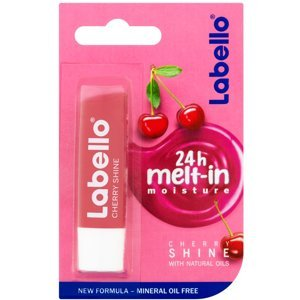 Labello Cherry Shine Ošetrujúci balzam na pery 4,8g