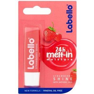 Labello Strawberry Shine Ošetrujúci balzam na pery 4,8g