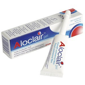 Aloclair gel ústny gél 8ml