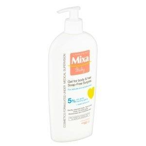 Mixa Baby gel 2v1 400ml