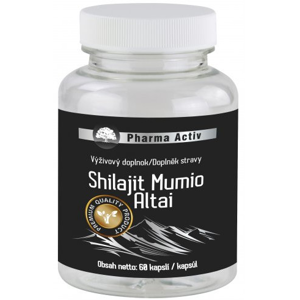Pharma Activ Shilajit Mumio Altai 60cps