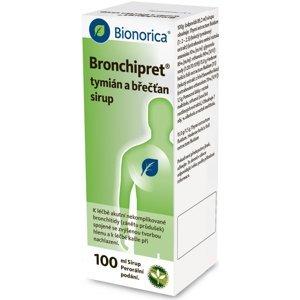 Bronchipret sirup 100ml