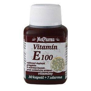 MedPharma Vitamín E 100 30+7cps zadarmo